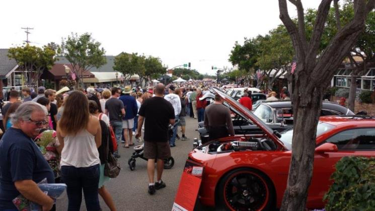 Event Calendar City Of San Clemente CA - Car show event calendar