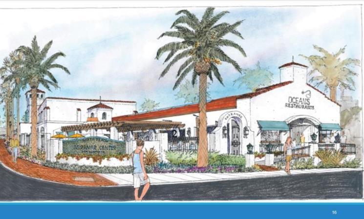 Miramar Event Center And Restaurants City Of San Clemente Ca