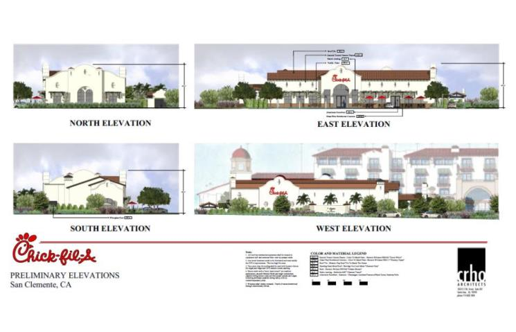Elevations - CFA