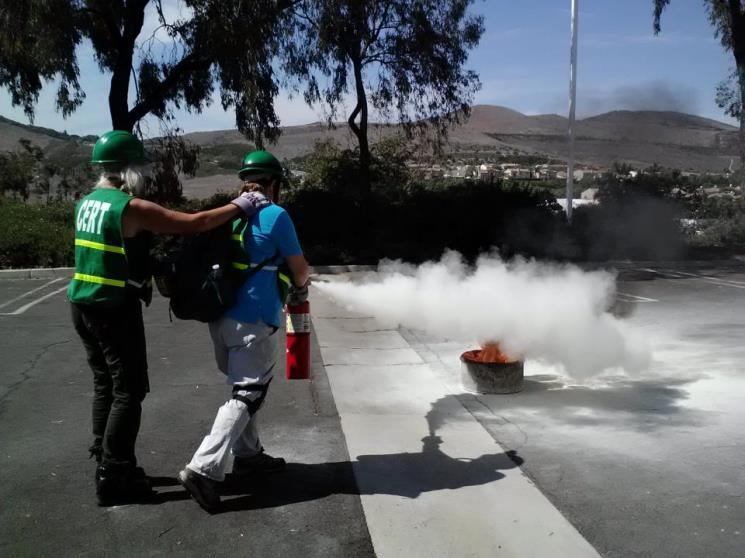 CERT - Community Emergency Response Team | City of San